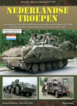 7007 Nederlandse Troepen, Die niederländischen Truppen in Deutschland 1963 - 2006 - Bild vergrößern