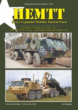 ! 3035 HEMTT - Heavy Expanded Mobility Tactical Truck, Teil 1,Tankograd, NEU, AUF LAGER - Bild vergrößern