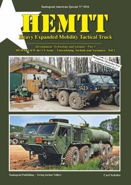 ! 3036 HEMTT - Heavy Expanded Mobility Tactical Truck, Teil 2,Tankograd, NEU, AUF LAGER - Bild vergrößern