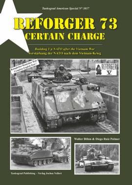 3037 REFORGER 73 -CERTAIN CHARGE-,Tankograd, NEU - Bild vergrößern