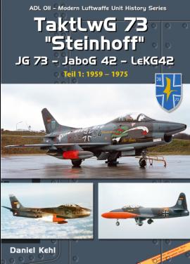! ADL011Taktisches Luftwaffengeschwader 73 -Steinhoff-, Teil 1 1959-1975, AirDoc NEU - Bild vergrößern
