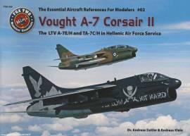 ! FTM-002 A-7 Corsair II Greek Air Force Photo Album, AirDoc NEU  - Bild vergrößern