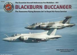 ! FTM-001 Blackburn Buccaneer Photo Album, AirDoc NEU  - Bild vergrößern