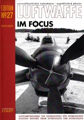 Luftwaffe im Focus - Edition No. 27, LUFTFAHRTVERLAG START, NEUERSCHEINUNG - Bild vergrößern