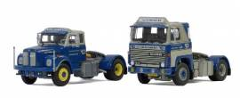 WSI-01-2841 Scania Vabis 110 & Scania 111 4x2 Sattelzugmaschinen, WSI 1:50, NEU - Bild vergrößern