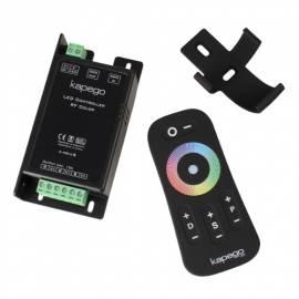 KAPEGO RGB Led Controller touch Funk Fernbedienung 12/24V 15A / Steuergerät Strips & Co - Bild vergrößern