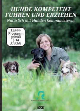 DVD Hunde kompetent führen und erziehen, versandkostenfrei - Bild vergrößern
