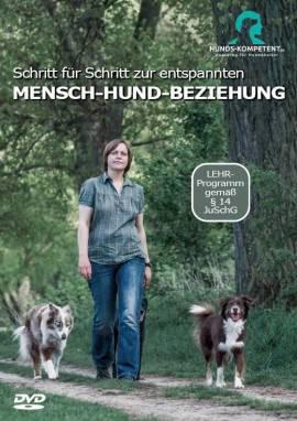 DVD -Schritt für Schritt zur entspannten Mensch-Hund-Beziehung- (versandkostenfrei) - Bild vergrößern