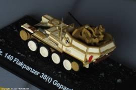Flakpanzer 38(t), SdKfz. 140, Normandie 1944, Blitz 72, 1:72 - Bild vergrößern