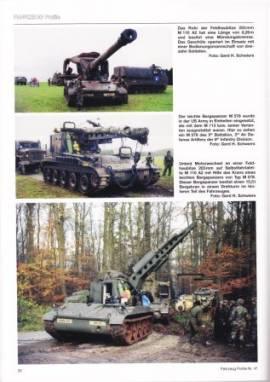 Fahrzeug-Profile 47: Caravan Guard ´89, Übung des V.(US) Corps - Bild vergrößern