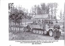 Sd.Kfz. (Sonderkraftfahrzeuge) for the Nebeltruppen - Bild vergrößern