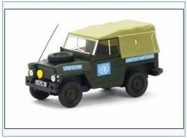 LRL001 Land Rover 1/2-ton Lightweight UNFICYP British Army,Oxford 1:43,NEU 7/16