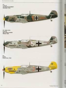 Flugzeug-Profile 46: Messerschmitt Me Bf 109E - Bild vergrößern