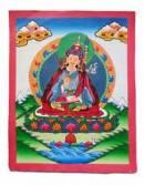 Thangka - Padmasambhava - Guru Rinpoche  - Nepal