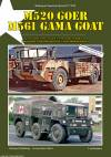 3018 M520 Goer-M561 Gama Goat - Knickgelenk-Lastkraftwagen der US Army im Kalten Krieg, Tankograd