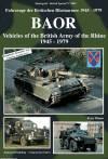 9003 British Army of the Rhine 1945-79, WIEDERAUFLAGE, Tankograd, NEU