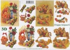 3D-Etappen-Bogen-nostalgisches Schaukelpferd-4169582