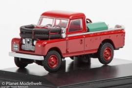 LAN2004 Land Rover Ser. II Feuerwehr, Oxford 1:76 - Bild vergrößern