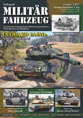 Militärfahrzeugmagazin 3/2017, Tankograd, NEU Juni 2017, AUF LAGER! - Bild vergrößern