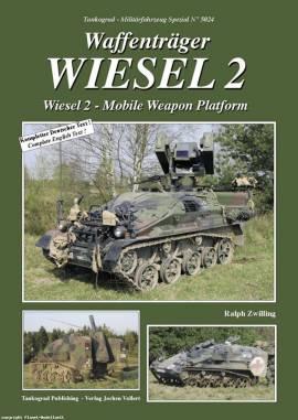 5024 Waffenträger Wiesel 2, Tankograd - Bild vergrößern