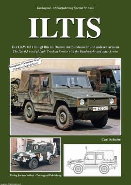 5057 ILTIS - der Lkw 0,5t in der Bundeswehr,  NEU - Bild vergrößern