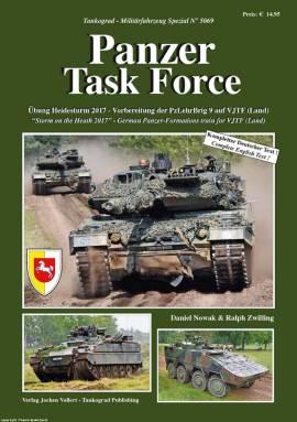5069 Panzer Task Force - Heidesturm 2017,Tankograd, NEU 9/2017   - Bild vergrößern