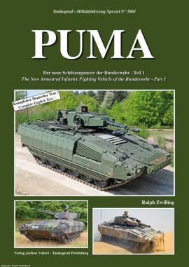 5061 Puma Teil 1 , Tankograd, NEU 9/2016 - Bild vergrößern