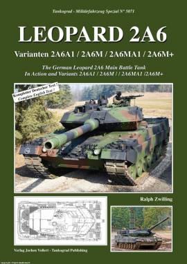 5071 Leopard 2A6 Kampfpanzer & Varianten,NEU 9/2017 - Bild vergrößern