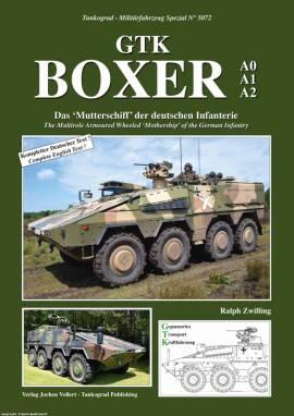 5072 Boxer A0-A1-A2,Mutterschiff der deutschen Infanterie, NEU 3/2018   - Bild vergrößern