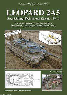5076 Leopard-2A5, Teil 2, NEU  - Bild vergrößern