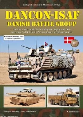7024 DANCON-ISAF - Danish Battle Group, Fahrzeuge des Dänischen ISAF-Kontingents, Neu  - Bild vergrößern
