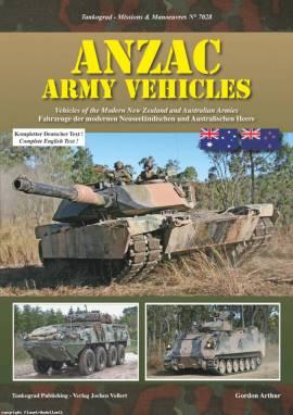 7028 ANZAC Army Vehicles, Tankograd, NEU  - Bild vergrößern