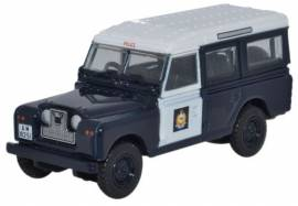 LAN2012 Land Rover Series II LWB Hong Kong Police, Oxford 1:76, NEU 2/2015 - Bild vergrößern