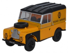 LAN188019 Land Rover Series I Automobile Association,Oxford 1:76,NEU - Bild vergrößern