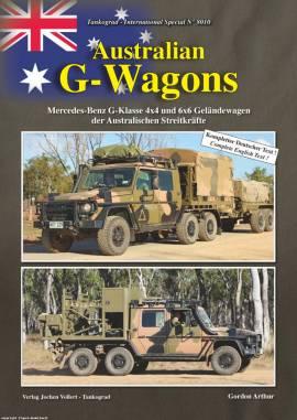 ! 8010 Australian G-Wagons, Tankograd, NEU 3/2021 AUF LAGER! - Bild vergrößern