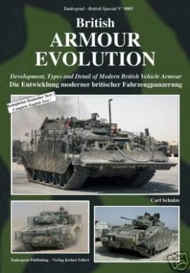 9005 British Armour Evolution - Bild vergrößern