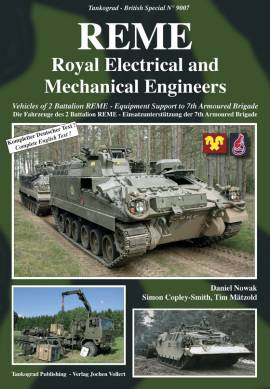 9007 Royal Electrical and Mechanical Engineers (REME) - Bild vergrößern