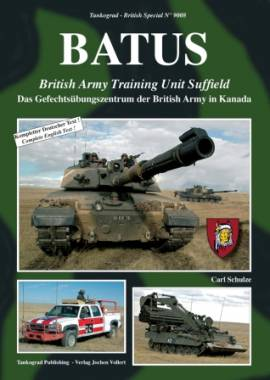 9008 BATUS British Army Training Unit Suffield - Bild vergrößern