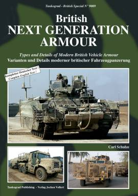 9009 British Next Generation Armour, Tankograd, NEU - Bild vergrößern