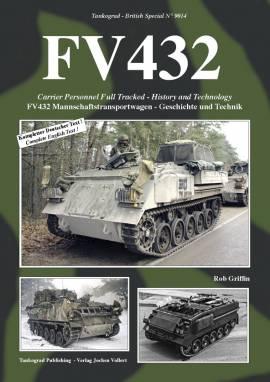 9014 FV432 Mannschaftstransportwagen,Tankograd - Bild vergrößern