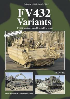 9015 FV432 Variants - Varianten und Spezialfahrzeuge - Bild vergrößern