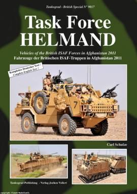 9017 Task Force HELMAND, Tankograd NEU  - Bild vergrößern