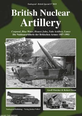 9018 British Nuclear Artillery, Tankograd, NEU - Bild vergrößern