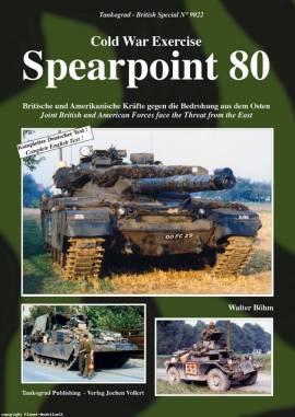 9022 Cold War Exercise SPEARPOINT 80, Tankograd, NEU 10/2014 - Bild vergrößern