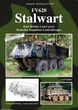 9027 Stalwart - britischer Amphibien-Lkw, NEU 3/2018   - Bild vergrößern