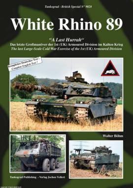9028 WHITE RHINO 89 -A Last Hurrah-, NEU  - Bild vergrößern