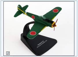 ! AC097 Nakajima Ki-43 -Oscar- Japanische Luftwaffe 1942-45, Oxford 1:72, NEU 8/2020 - Bild vergrößern