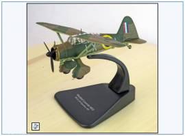 ! AC101 Westland Lysander RAF 225 Squadron, 1940, Oxford 1:72,NEUHEIT 1/21 - Bild vergrößern