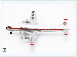 AC152 Douglas DC-6 AERONAVES MEXICO XA-NAM, Aeroclassics 1:400, NEU 12/17  - Bild vergrößern