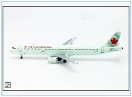 AC19187 Airbus A321-200 AIR CANADA,C-GITY, Aeroclassic 1:400,NEU  - Bild vergrößern
